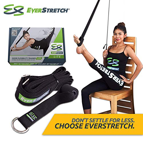 Product Image 2: EverStretch Leg Stretcher: Get More Flexible with The Door Flexibility Trainer LITE Premium Stretching Equipment for Ballet, Dance, MMA, Taekwondo & Gymnastics. Your own Portable Stretch Machine!