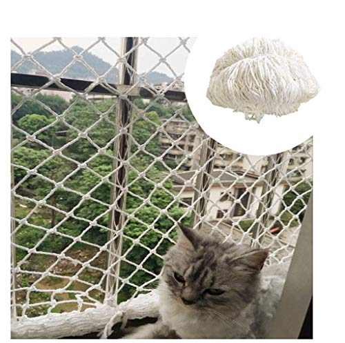 Why Should You Buy DLYDSSZZ Balcony Net Anti-Fall Protection Net Child and Cat Safety Net Decor Net ...