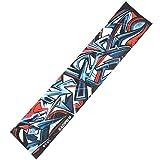 Blazer Pro Grip Tape Sheets Graffiti, Unisex Erwachsene, Multi, 110 x 530 mm