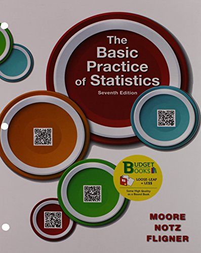 Loose-Leaf Version for the Basic Practice of Statistics 7e & Launchpad for Moore's the Basic Practice of Statistics 7e (