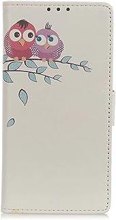 OPPO A16 etui, otwierane folio portfel okładka na książki wąskie etui premium skóra PU przegródki na karty kredytowe stoja...