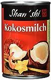 Shan'Shi Kokosmilch, 12er Pack (12 x 400 ml)