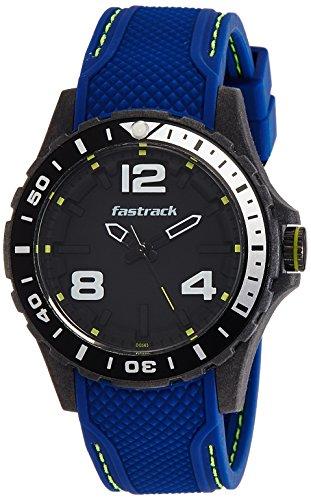 Fastrack 38036PP02J Analog Watch  – For Men
