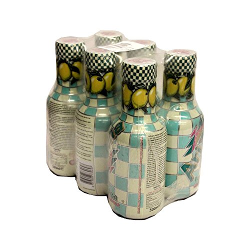 Arizona Ice Tea Lemon 6 x 0,5l PET-Flasche (Eistee Zitrone)