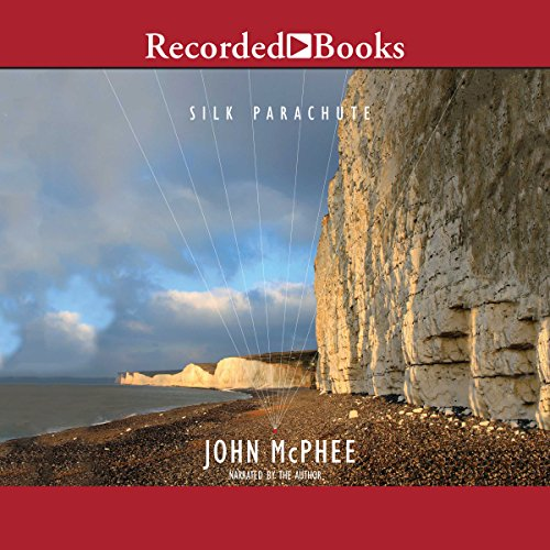 Silk Parachute audiobook cover art