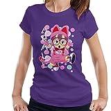 Arale Norimaki Cat Maglia Dr Slump Women's T-Shirt