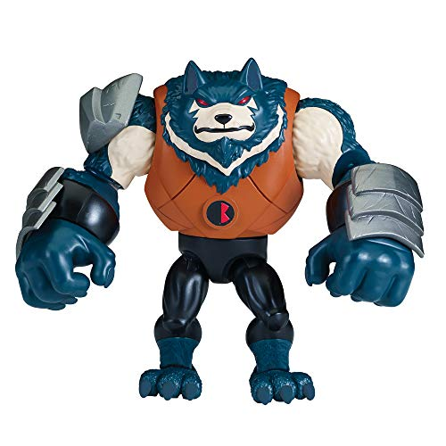 Ben 10 Bashmouth Basic Figure, Multi