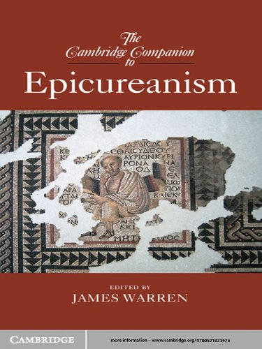 The Cambridge Companion to Epicureanism (Cambridge Companions to Philosophy)