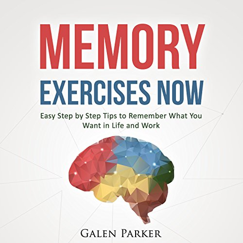 Memory Exercises Now cover art