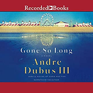 Gone So Long audiobook cover art