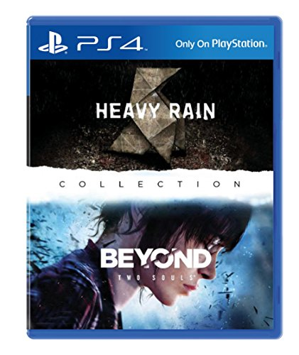 The Heavy Rain and Beyond:Two Souls Collection - PlayStation 4 - [Edizione: Germania]