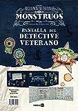 Pantalla del Detective veterano (Pequeños Detectives de Monstruos)