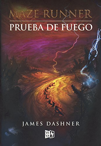 SPA-PRUEBA DE FUEGO (THE SCORC (Maze Runner)