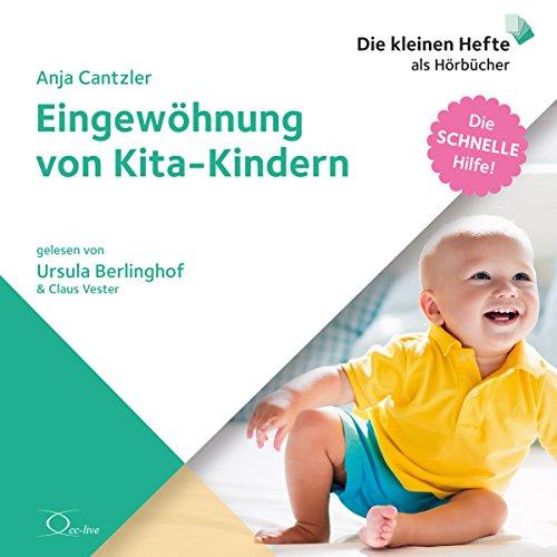 Eingewöhnung von Kita-Kindern cover art