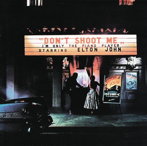 Don't Shoot Me I'm Only The Piano Player [Disco de Vinil]