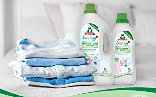 Frosch Baby Laundry Detergent - 1.5 l & Baby Fabric Softener - 750 ml