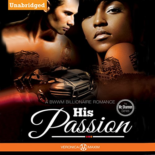 His Passion audiobook cover art