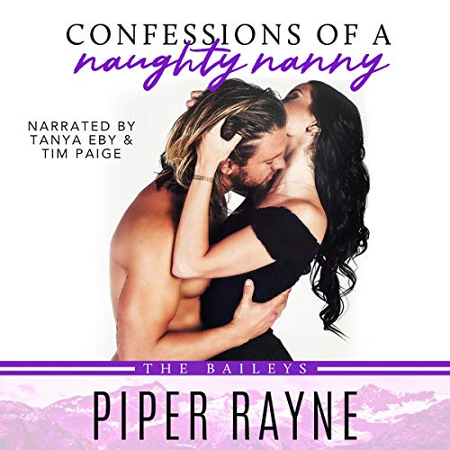 Confessions of a Naughty Nanny cover art