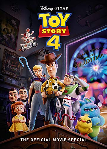 Toy Story 4: The Official Movie Special JungleDealsBlog.com