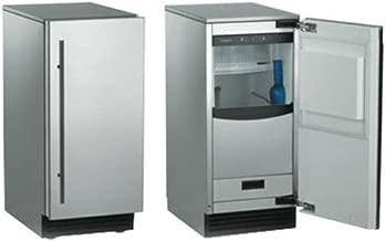 Scotsman SCN60PA-1SS Brilliance Nugget Ice Machine Door Finish: Stainless Steel, Drain Type: Pump