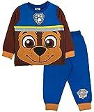Pyjama long pour enfant Pat'Patrouille - Bleu - 4 ans