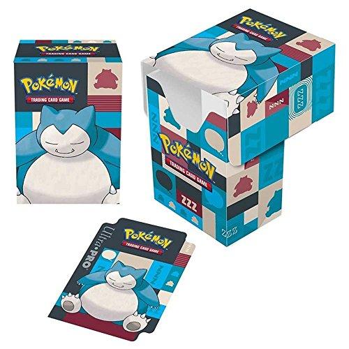 Ultra Pro UPR85526 Pokemon Snorlax Deck Box, Multi-Colour