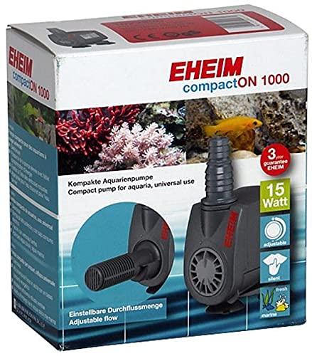BOMBA DE AGUA SUMERGIBLE EHEIM COMPACT ON 1000 (MODELO NUEVO)