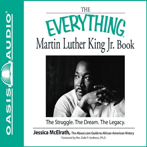The Everything Martin Luther King Jr. Book audiobook cover art