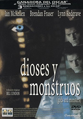 Dioses y Monstruos (Gods and Monsters) [DVD]