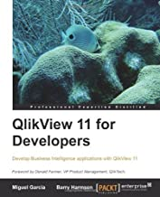 Qlikview 11 Developer's Guide by Harmsen, B., Harmsen, Barry, Garc a., Miguel (2012) Paperback