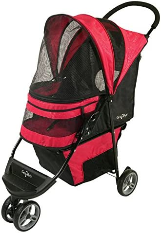 Gen7 Regal Plus Pet Stroller for Dogs and Cats Lightweight Compact and Portable with Durable product image