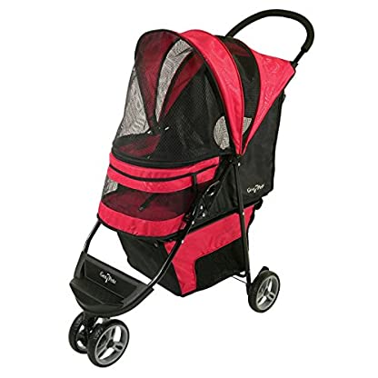 Gen7 Regal Plus Pet Stroller for Dogs and Cats – Lightweight, Compact and Portable with Durable Wheels 1