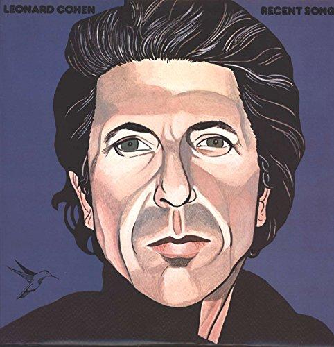 Leonard Cohen - Recent Songs - CBS - CBS 86097, CBS - 86097