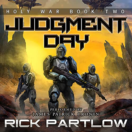 Judgment Day: The Holy War Series, Book 2