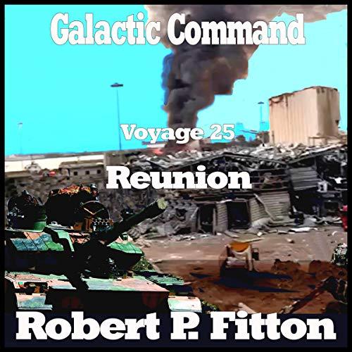 Reunion Audiobook By Robert P. Fitton cover art