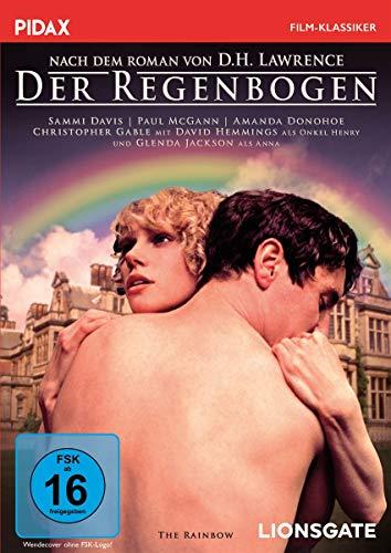 Der Regenbogen (The Rainbow) / Geniale Verfilmung des berühmten Romans von D.H. Lawrence (Pidax Film-Klassiker)
