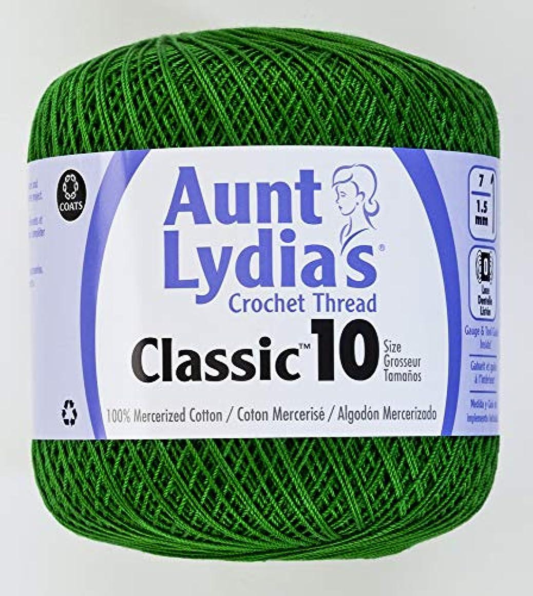 Coats Crochet Classic Crochet Thread, Myrtle Green