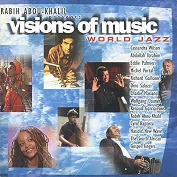 Visions Of Music-World Jazz (Rabih Abou-Khalil Presents)