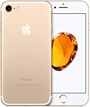 Apple iPhone 7, Virgin Mobile, 32GB - Gold (Renewed)