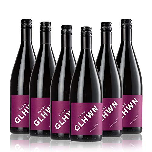 GEILE WEINE Weinpaket Glühwein (6 x 1,0) Bester deutscher Glühwein für die Adventszeit
