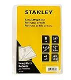 Stanley STDCC41208 Canvas Drop Cloth 4 8oz, 4'X12'