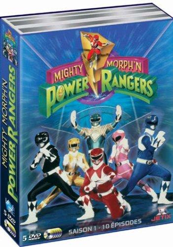 Mighty Morph'n Power Rangers, Saison 1, épisodes 1 a 10