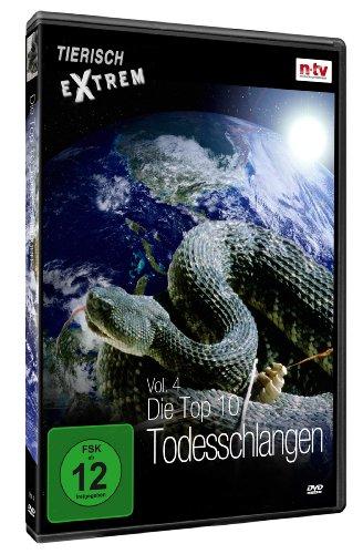 Tierisch Extrem Vol. 4 - Die Top 10 Todesschlangen
