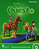 Macmillan English Quest Level 4 Pupil's Book Pack