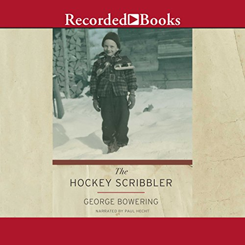 The Hockey Scribbler audiobook cover art