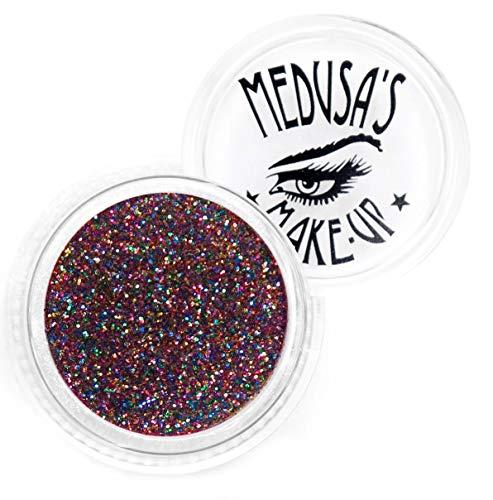 Medusa's Make-Up Glitzer-Lidschatten Glitter, loser Glitzer für Nägel, Haare und Gesicht (AK47)
