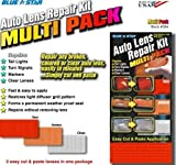 Blue Star Auto Lens Repair Kit Multi-Pack