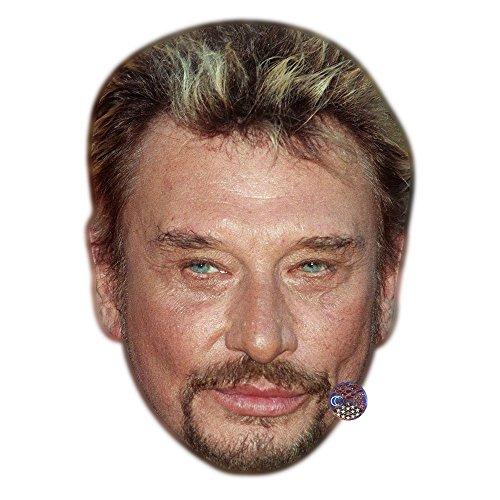 Johnny Hallyday Masques de celebrites