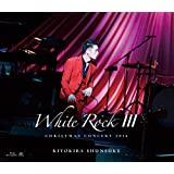 CHRISTMAS CONCERT 2016 「WHITE ROCK III」 [Blu-ray]
