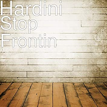 Stop Frontin